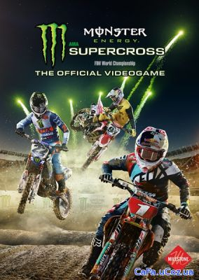 Monster Energy Supercross - The Official Videogame (2018/ENG/MULTi6)
