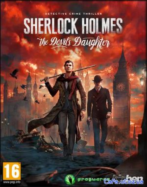 Sherlock Holmes: The Devil's Daughter (2016/RUS/ENG/RePack)