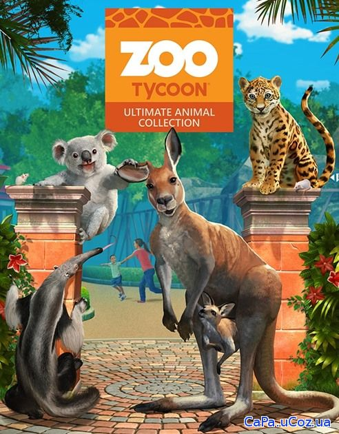 Zoo Tycoon: Ultimate Animal Collection (2017/RUS/ENG/MULTi12/RePack от