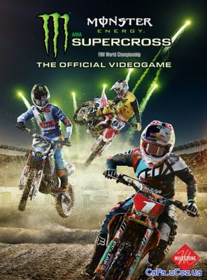 Monster Energy Supercross: The Official Videogame (2018/ENG/MULTi6/ReP