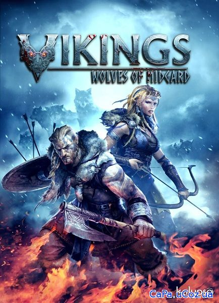 Vikings: Wolves of Midgard (2017/RUS/ENG/MULTi9/RePack by xatab)