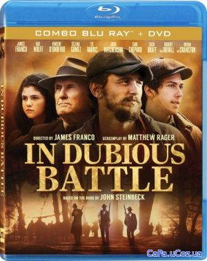 И проиграли бой / In Dubious Battle (2016/BDRip/720p/HDRip)