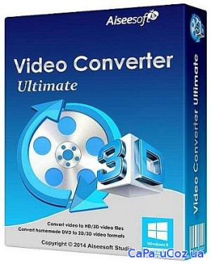 Aiseesoft Video Converter Ultimate 9.2.38 Rus Portable by PortableAppC