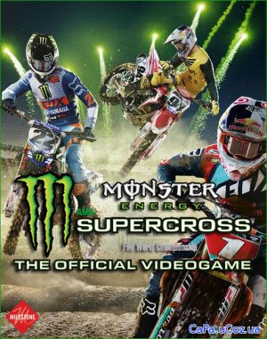 Monster Energy Supercross: The Official Videogame (2018/ENG/Multi/RePa