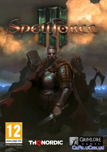 Spellforce 3 (RUS/ENG/MULTi18/Full/RePack by xatab)