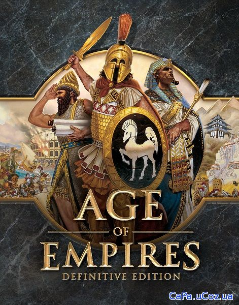 Age of Empires: Definitive Edition (2018/RUS/ENG/MULTi14)