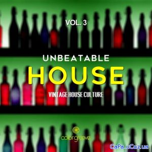 VA - Unbeatable House, Vol. 3 (Vintage House Culture) (2018)