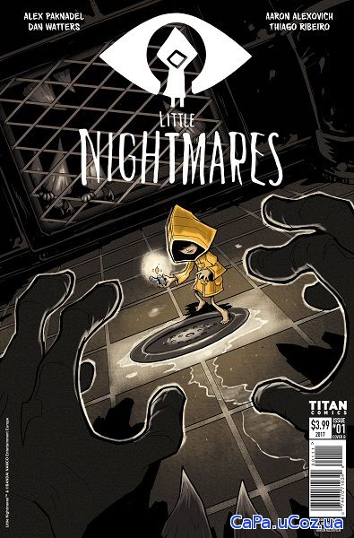 Little Nightmares Secrets of The Maw Chapter 1-2-3 (2017/RUS/ENG/RePac
