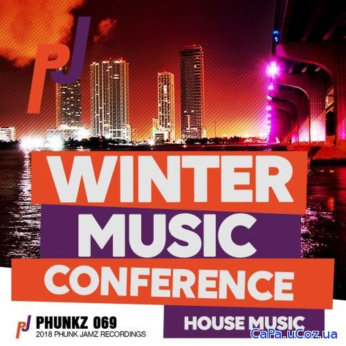 VA - Winter Music Conference House Music (2018)