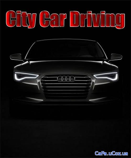 City Car Driving (2016/RUS/RePack)