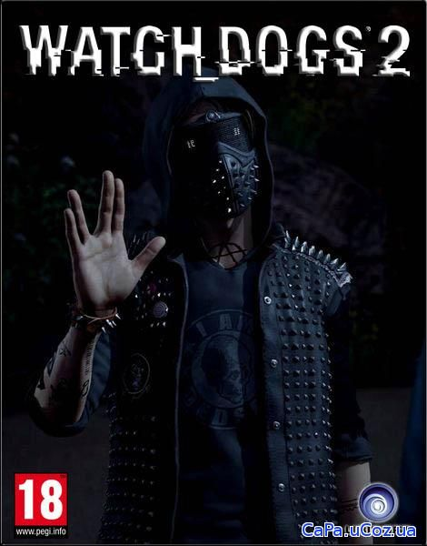 Watch Dogs 2. Digital Deluxe Edition (2016/RUS/ENG/Multi/RePack)