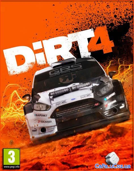 DiRT 4 (2017/ENG/MULTi/RePack)
