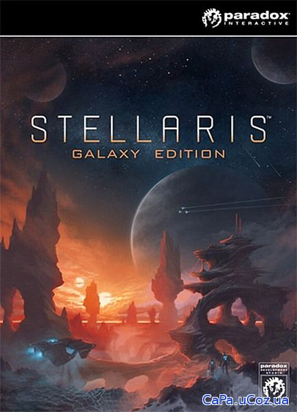 Stellaris: Galaxy Edition (2016/RUS/ENG/MULTi7/RePack by xatab)